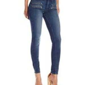 Paige Jeans High Rise Edgemont Shelby Sz 27 (NA1)